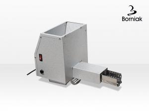 Borniak rostfri rökgenerator