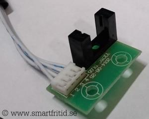 Bradley Smoker Mikrobrytare till Bradley Digital-LED rökgenerator