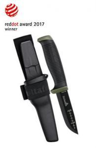 Friluftskniven OK4 Hultafors är vinnare av designpriset Red Dot Award 2017.