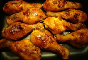 Kallrök kycklingklubbor och ugnsstek dem därefter. Det blir riktigt gott när du röker själv i Bradley eller Borniak.