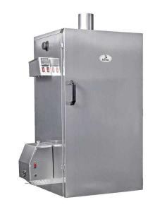 Borniak digitalt och rostfritt rökskåp UWDS-150