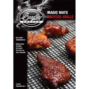 Bradley Smoker Non-stick silikonmatta