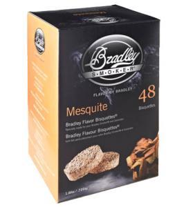 Rökbriketter Mesquite 48-pack från Smart Fritid.