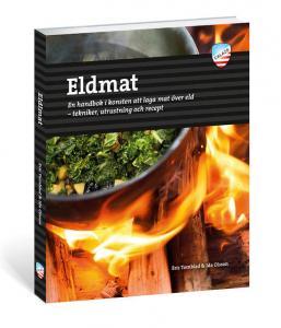Eldmat - bok med recept för friluftsmat.