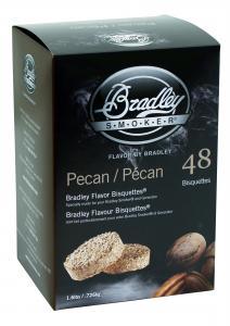 Rökbriketter Pecan 48-pack för Bradley Smoker. Köp hos Smart Fritid!