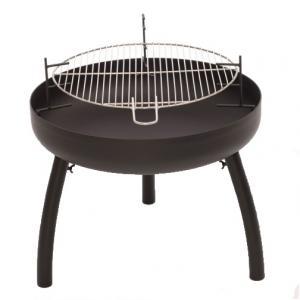 Eldfat - används som grill eller att värma sig kring eller som prydnad.