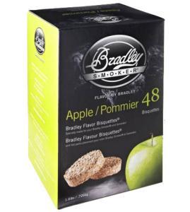 Äppelbriketter, Bradley Smoker – Beställ hos Smartfritid.se