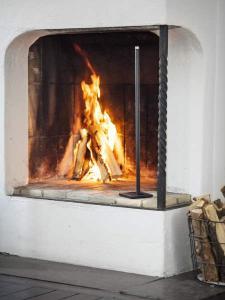 Bergslagernas Järnvaruaktiebolag Flamman eldgaffel & blåsbälg