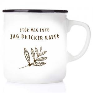 Emaljmugg Kaffe