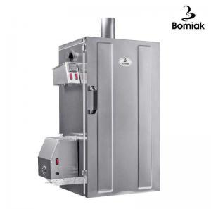 Borniak UWDS-70 rökskåp i rostfritt och med senaste PID-teknik för riktigt exakt temperaturstyrning.