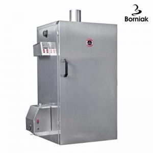 Borniak BBQ rostfritt digitalt rökskåp BBDS-150