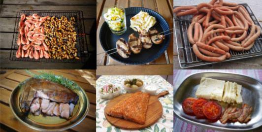 Röka kött och fisk Smart Fritids Rökguide