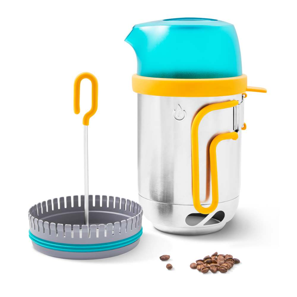 Biolite Coffe Press passar i Biolite Kettle Pot - köp av Smart Fritid!