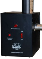 Svart rökgenerator - utbytes