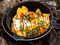 recept dutch oven Chilaquiles